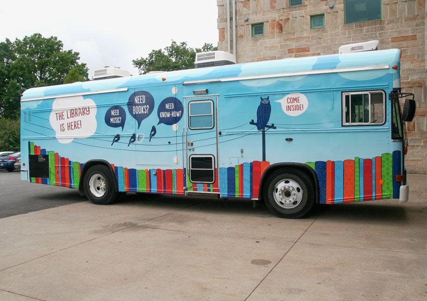 Big bookmobile