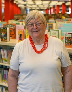 Columbia Library District Board Member MaryEllen Seivert