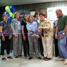 Library-To-Go Ribbon Cutting