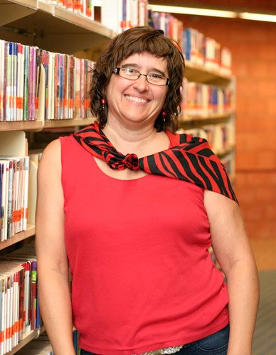 Boone County Library District Board Vice President Julie Baka
