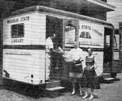 Original bookmobile