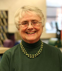 Columbia Library District Board Member Sue Breyfogle