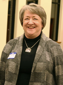 Vice-President/Secretary of the Boone County Library District Board and the Daniel Boone Regional Library Board Dorothy Carner