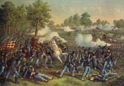 The Battle of Wilson's Creek