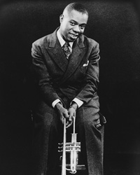 Louis Armstrong photo by Ken Burns